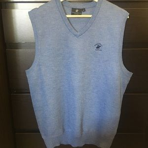 Beverly Hills Polo Club Sweater Vest